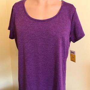 Everlast Sport Wicking Shirt Size XL NWT
